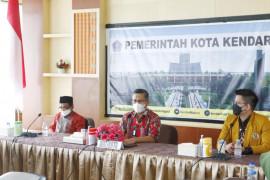 Wali Kota Ajak Ikatan Pemuda Muhammadiyah Kendari Manfaatkan Waktu Gali Potensi Kader