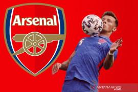 Ben White resmi menjadi pemain Arsenal