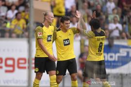 Laga pramusim - Borussia Dortmund tundukkan Bologna 3-0
