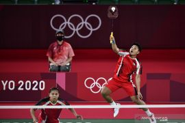 Greysia/Apriyani ke final Olimpiade Tokyo