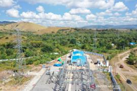 Tol Listrik Flores sepanjang 864 kms beroperasi maksimal dari Labuan Bajo sampai Maumere