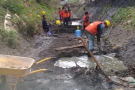 Progres rehabilitasi Irigasi Kalosi Pinrang capai 16,32 persen