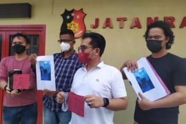 Polisi tetapkan tiga tersangka pengeroyokan nakes di Bandarlampung