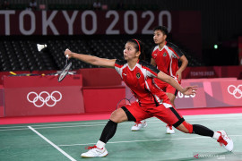 Greysia/Apriyani melaju ke final bulutangkis Olimpiade Tokyo 2020 Page 5 Small