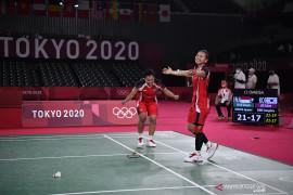 Greysia/Apriyani melaju ke final bulutangkis Olimpiade Tokyo 2020 Page 4 Small