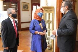 Indonesia, Argentina gelar resepsi perayaan 65 tahun hubungan diplomatik