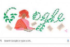 Google Doodle tampilkan sosok penulis, novelis perempuan pertama Indonesia Sariamin Ismail