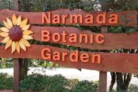 Menengok Narmada Botanic Garden