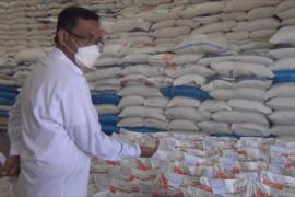 Pemprov Maluku salurkan bantuan 1.200 ton beras untuk masyarakat