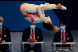 Klasemen medali Olimpiade: China tetap di puncak