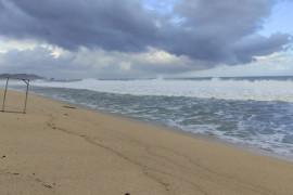Tidak terjadi puncak gelombang tinggi di pantai selatan Gunung Kidul