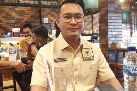 Apriandy  tegaskan tidak khianati partai Gerindra Tanjungpinang