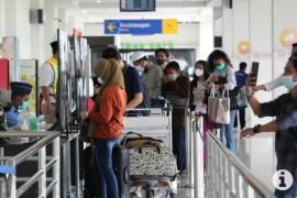 """Bandara Radin Inten II Lampung wajibkan penumpang pakai \""""PeduliLindungi\"""""""