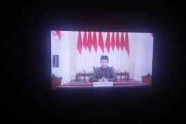 Presiden Jokowi: Doa adalah senjata orang mukmin