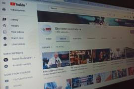 YouTube menangguhkan akun Sky News Australia sangkal COVID-19