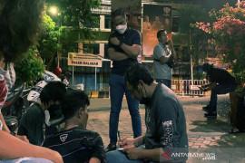 Pencuri bugil  di Banjarmasin ditangkap polisi