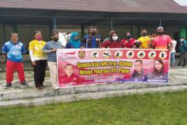 NPC Kalteng gelar seleksi atlet menuju Peparnas Papua