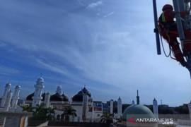 Jaringan XL Axiata jangkau 5.102 desa di Aceh