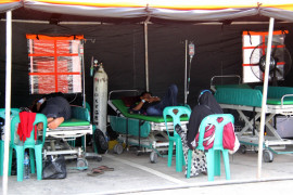 Ada penambahan 1.202 kasus positif COVID-19 di Riau