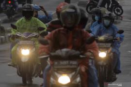 Lapan prediksi hujan ekstrem terkonsentrasi di wilayah timur Indonesia