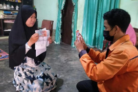 Pos Indonesia salurkan 79 persen BST hingga akhir Juli