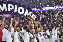 Amerikat Serikat juarai Piala Emas Concacaf seusai taklukan Meksiko 1-0