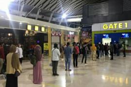 Aktivitas penerbangan di Bandara Sultan Hasanuddin Makassar naik 47,60 persen