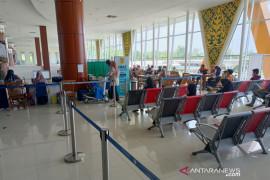 Bandara SSK II Pekanbaru sediakan vaksin bagi penumpang