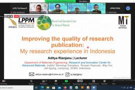 Itera gelar workshop dan coaching penulisan-publikasi artikel ilmiah