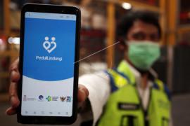 Penumpang Pesawat Wajib Miliki Aplikasi PeduliLindungi