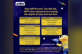 ANTV siap migrasi ke siaran digital di Kaltara