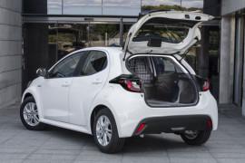 Yaris ECOvan meluncur dengan powertrain hybrid