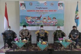 Kabupaten Pringsewu Lampung raih penghargaan KLA 2021