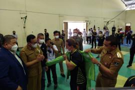 KONI Sumbar gelar pemusatan latihan intensif hadapi PON XX Papua