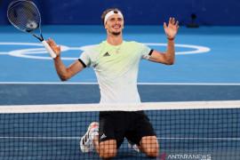 Kalahkan Murray, Zverev capai putaran keempat Indian Wells