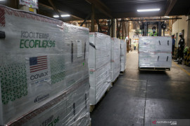 Indonesia dapatkan tambahan 45 juta dosis vaksin