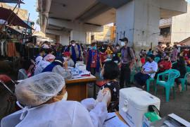 Penerima vaksin COVID-19 dosis lengkap di Indonesia capai 21,4 juta orang