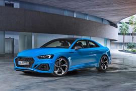 Audi RS 5 Coupe versi terbaru siap diluncurkan