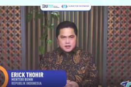 Menteri BUMN yakin Surveyor Indonesia bantu holding jasa survei go global