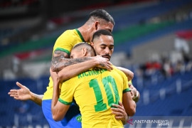 Olimpiade Tokyo: Hari ini semifinal Meksiko vs Brazil, Jepang vs Spanyol