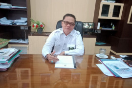 Balai Diklat Padang gelar pelatihan bagi 30 guru pendidikan agama Islam tingkat SD di Pasaman