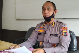 Satgas Nemangkawi tembak KKB Puncak pelaku penyerangan Pospol Kulirik