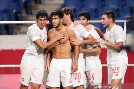Olimpiade Tokyo: Spanyo vs Jepang 1-0, menuju final hadapi Brazil