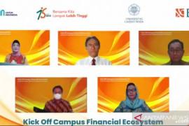 BNI tunjuk UGM untuk penerapan ekosistem finansial kampus terintegrasi