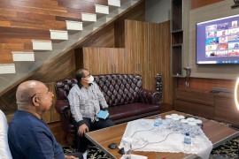 Gubernur Lukas Enembe  minta PB PON XX Papua teliti dalam administrasi keuangan