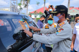 Kota Palembang perpanjang PPKM Level 4 hingga 9 Agustus