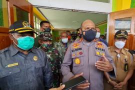 Kapolda Papua Irjen Fakhiri: Mapolsek Nimboran segera dibangun kembali