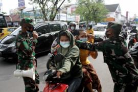 PPKM level 4 di Makassar diperpanjang