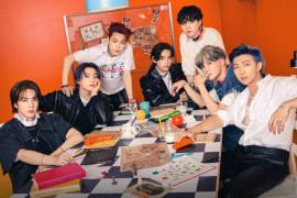 BTS berhasil rajai tangga lagu Billboard selama 10 minggu berturut-turut