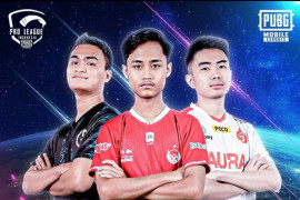 20 tim bersaing di PUBG Mobile Pro League 4